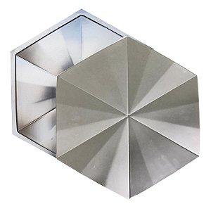 Forma Molde para Gesso 3D e Cimento ABS Modelo Operetta 43x49 ABS - Esquadro Perfeito