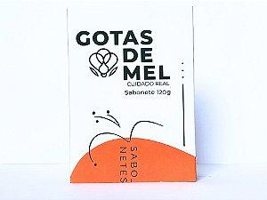 GOTAS DE MEL - Sabonete de Mel e Própolis