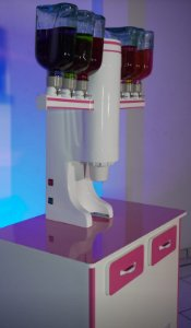 Maquina de Sorvete - Modelo Diroma 06 sabroes