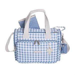 Bolsa Anne Sorvete - Azul
