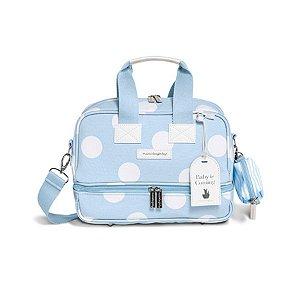 Bolsa Térmica Vicky Bubbles - Azul