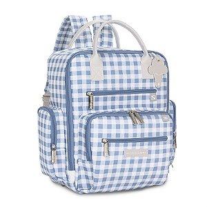 Mochila Urban Sorvete Azul - Masterbag baby