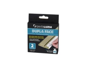 Fita Dupla Face Santa Luzia 12mmx2m