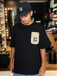 Camiseta Fila Utilitary Preta 967494