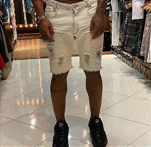 Bermuda Jeans Nifty Rasp Off