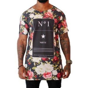 Camiseta Nifty Long Number One