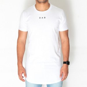Camiseta Dabliu Costa Dab x Titto Dab White Long