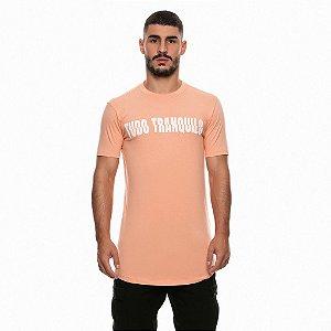 Camiseta Tudo Tranquilo T-Shirt Displaced