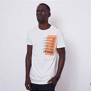 Camiseta Noir  Lamafia
