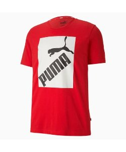 Camiseta Puma Big Logo Red