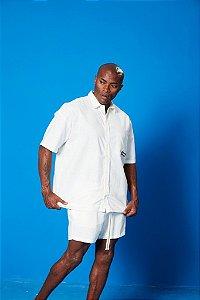 Camisa Resort Lamafia Branca