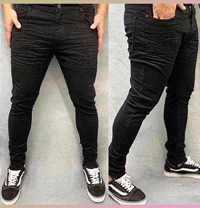 Calça Jeans Creed Preta
