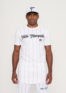 Camiseta Tudo Tranquilo Trace White