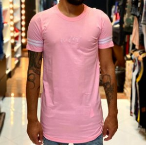 Camiseta Nifty Signature Rose