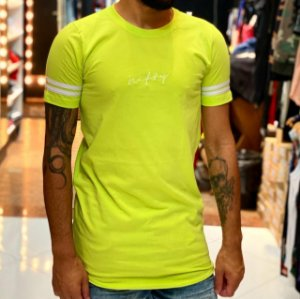 Camiseta Nifty Signature Green