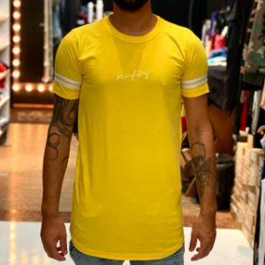Camiseta Nifty Signature Yellow