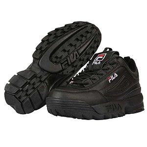 Tênis Fila Footwer Disruptor Black