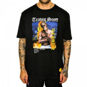 Camiseta Dabliu Costa Travis Scott