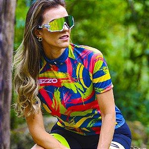 Camisa Ciclotour Feminina DA VINCI