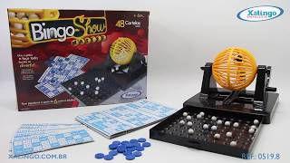Bingo Show Master - 48 CARTELAS