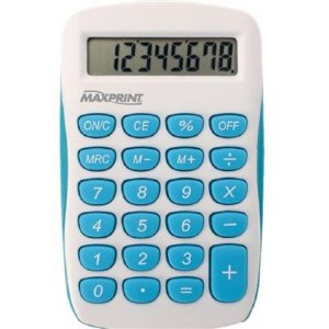 Calculadora de bolso MX-C85