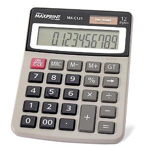 Calculadora de mesa MX-C121