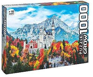 Puzzle 1000 peças GROW - CASTELO DE NEUSCHWANSTEIN