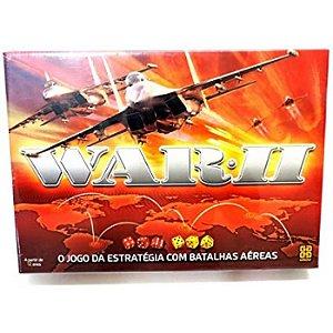 WAR II - Jogo de estratégia com batalhas aéreas