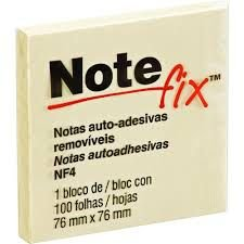 Post-it 100fls 76mm x 76mm - Note Fix