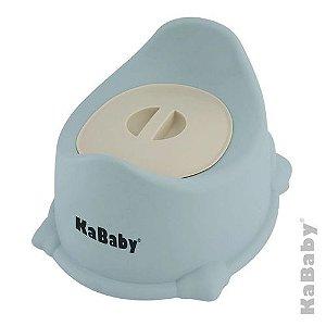 Troninho Infantil com Tampa (Azul) - KaBaby - Cód. 22003B