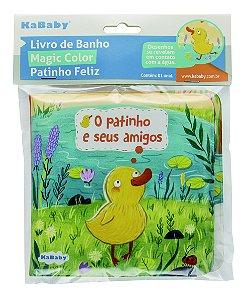 Livro de banho patinho - Kababy - Cód. 22061A