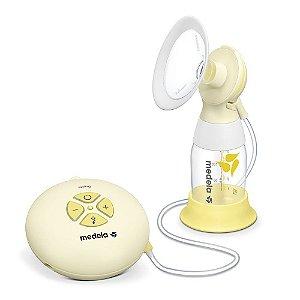 Bomba de tirar leite Medela (elétrica e simples) Swing Flex - Medela