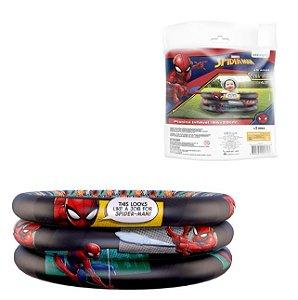 Piscina Inflável Infantil Spidermen 100L (86x20cm)