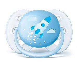 Chupeta Avent Ultra Soft 0 a 6 meses Unitária (Desenhada) - SCF522/10 - Philips Avent