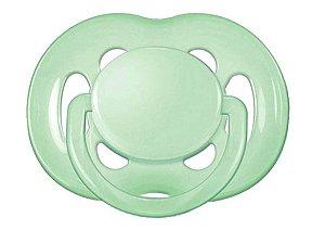 Chupeta Avent Freeflow 6 a 18 meses Unitária (Verde) - SCF178/14 - Philips Avent