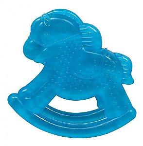 Mordedor para bebê com água Cavalinho (Azul) - Buba - Cód. 5227