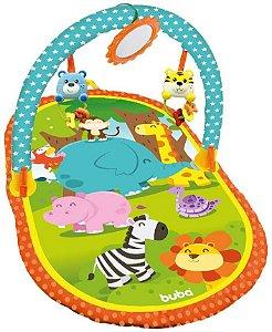 Tapete de atividades para bebê Safary Baby - Buba - Cód. 5832