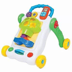 Andador de bebê atividades divertido - Buba - Cód. 7970