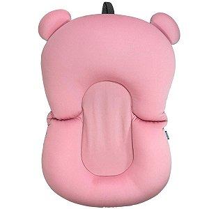 Almofada para banho bebe (Rosa) - Buba - Cód. 7277