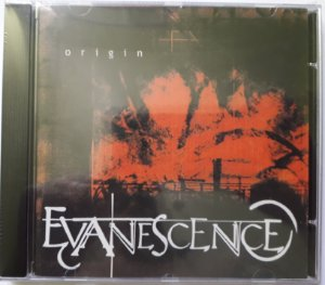 CD Evanescence Origin