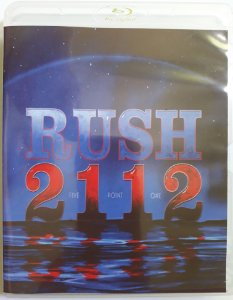 Blu-ray Audio Rush 2112