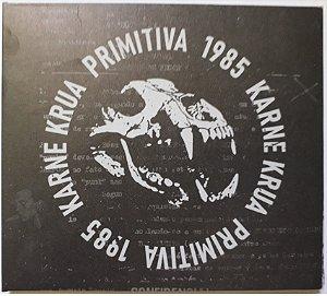 Karne Krua - Primitiva (Lançamento 2021) Original e Lacrado