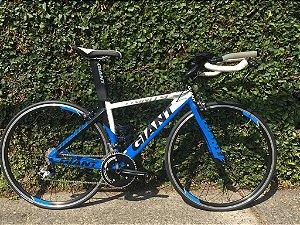 Bicicleta Giant Trinity O Tam XS (43) Ultegra 2x10 Semi Nova Super Conservada.