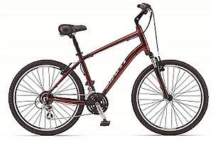Bicicleta Giant Sedona DX Vermelha aro 26