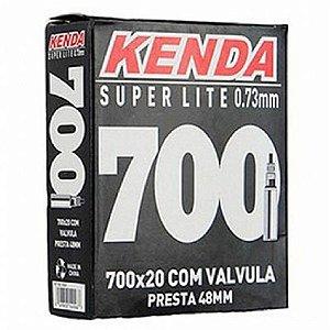 Câmara Kenda 700X20 Válvula Presta 60mm