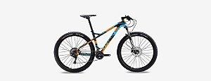 Bicicleta Tropix Mig T17+ Carbon Shimano XT 2x11 27,5 Tam 17 Magura