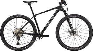Bicicleta Cannondale F-SI Carbon 3 Tam G Preta 2021