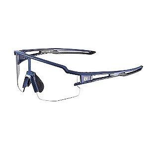 Óculos ciclismo RockBros fotocromático 13891 azul