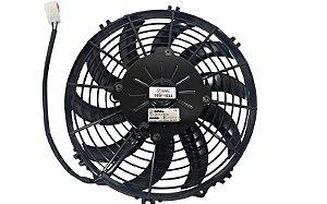Eletro Ventilador Spal Va11-ap7/c-57s 12v Soprante 10 Polegadas