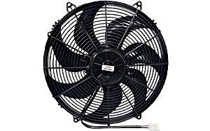 Eletro Ventilador Spal Va33-ap71/ll-65a 12v Aspirante 16 Polegadas